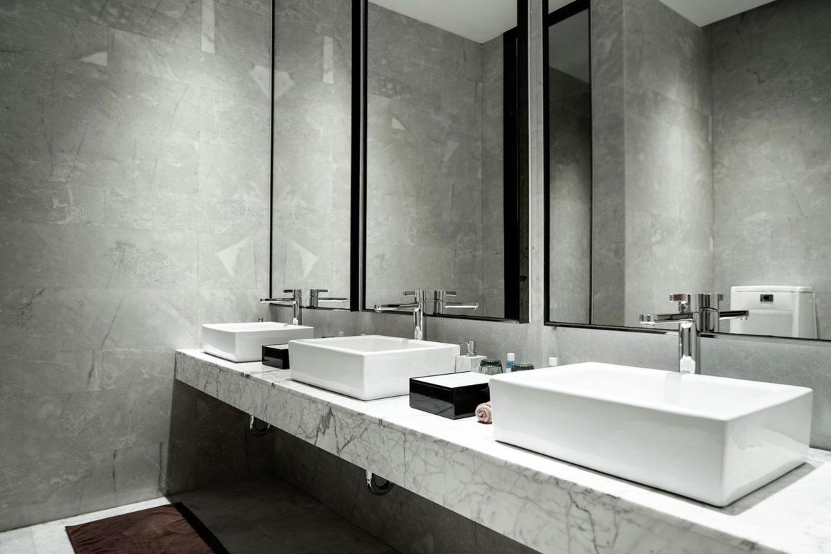 encimeras de baño de marmol en reus